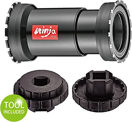 Bottom Bracket Fit for BB30 BB386 SRAM GXP Shimano Kit Accessory Durable Useful