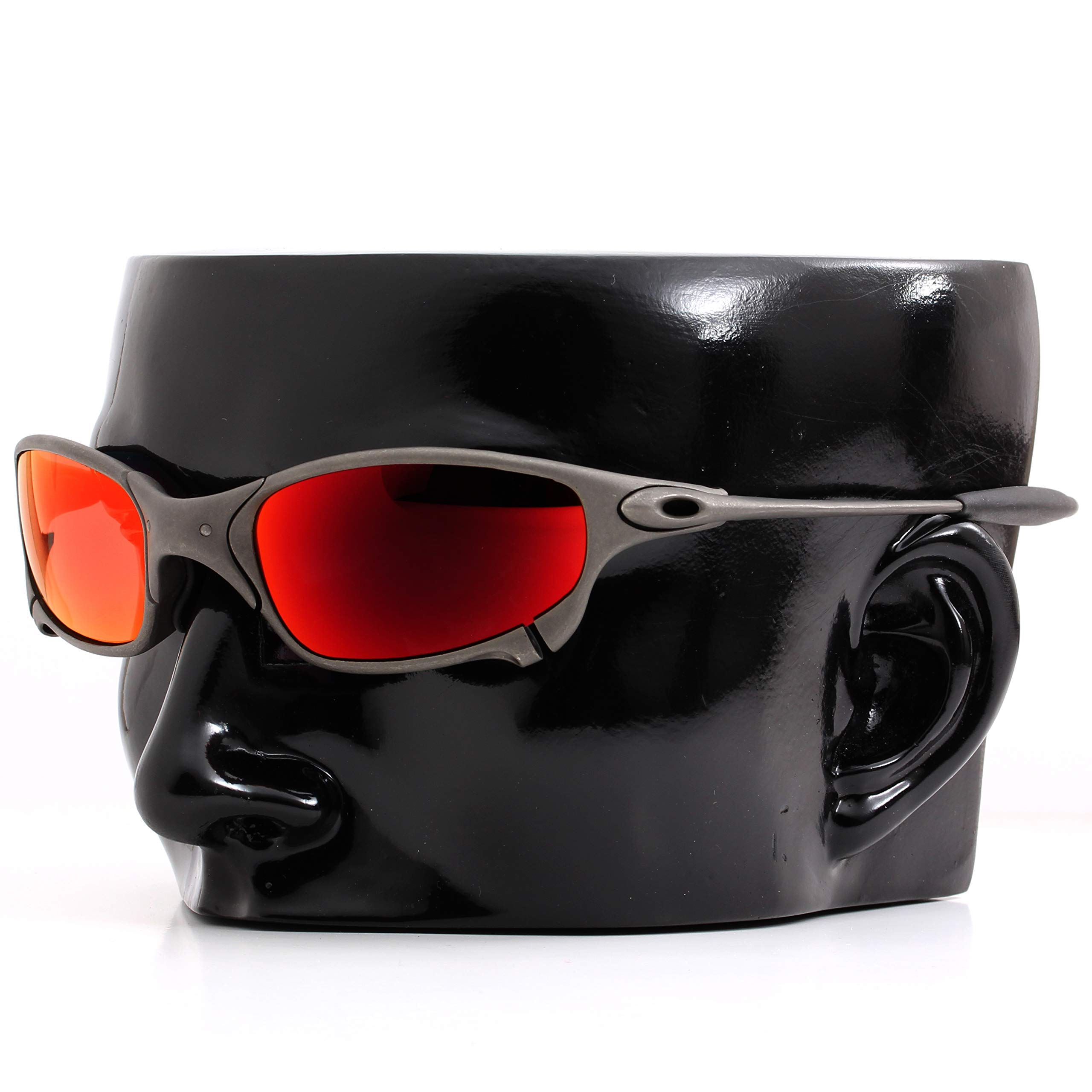 IKON LENSES Replacement for Oakley X-Metal Juliet Sunglasses (Polarized)