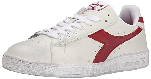 TG.47U Diadora Game L Low Waxed Sneaker a Collo Basso Unisex Adulto