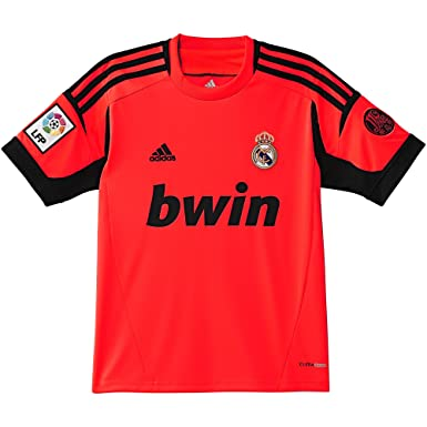 adidas Real Madrid C.F. - Camiseta de portero para niño (Iker Casillas 1) 5b6e7f44ed1e0