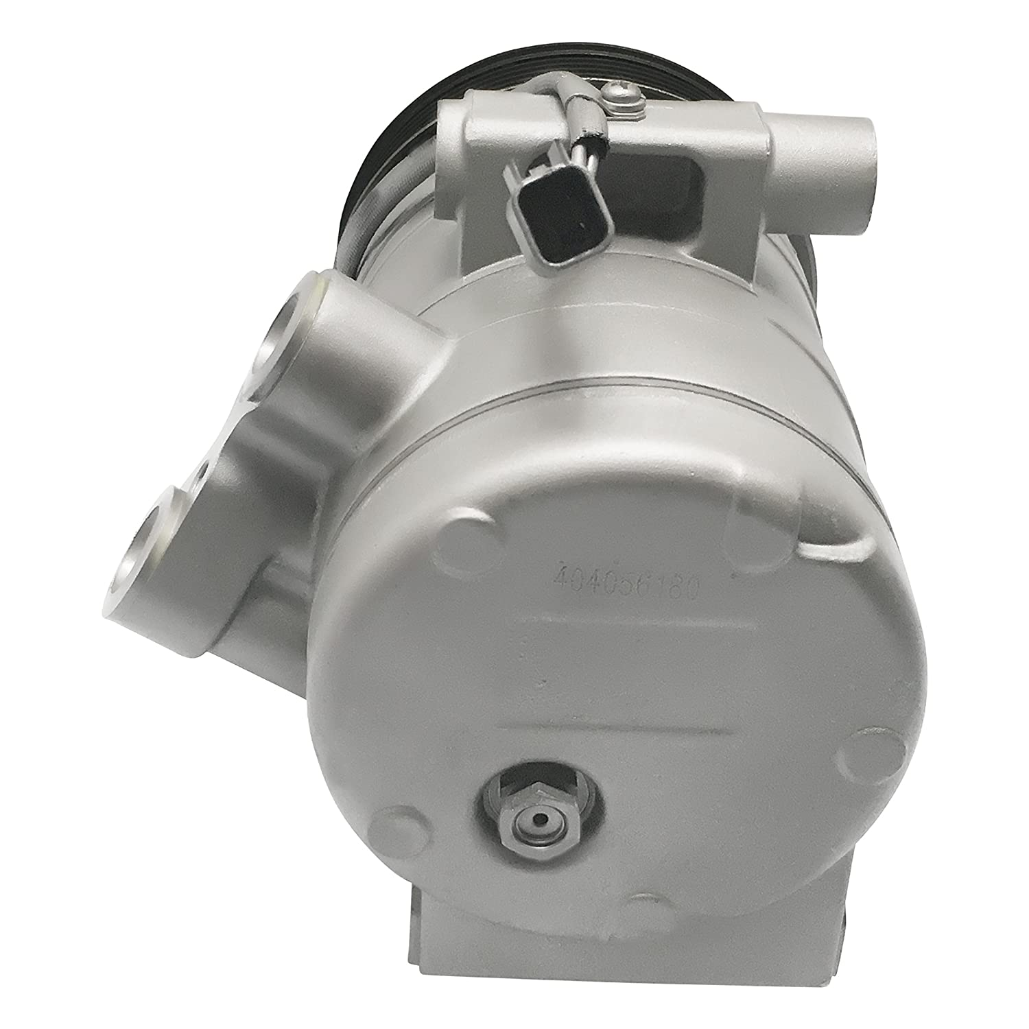 Amazon.com: RYC Remanufactured AC Compressor and A/C Clutch IG488: Automotive