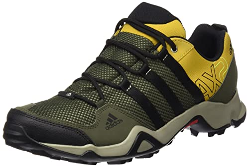 Homme Multicolore GrünGelb Randonnée Adidas AX2 Chaussure de WHDE29IY