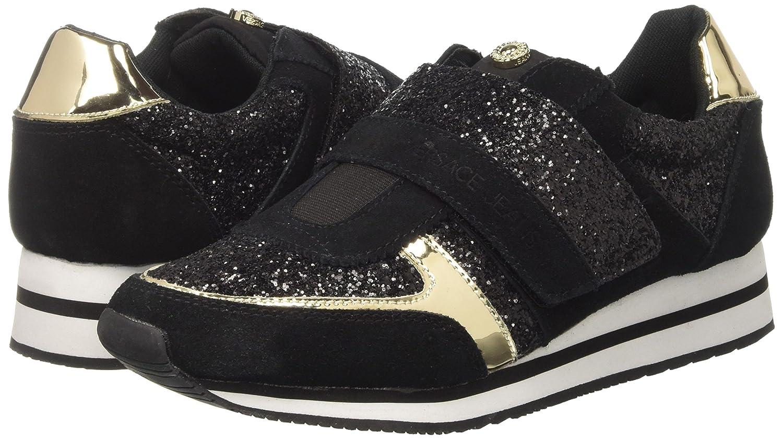 Versace Schwarz Jeans Damen Ee0vrbsa2_e70026 Sneaker, Schwarz Versace Schwarz (Nero E899) 38ddd4