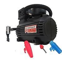 Mini Compressor De Ar 12v 300psi Para Automóveis