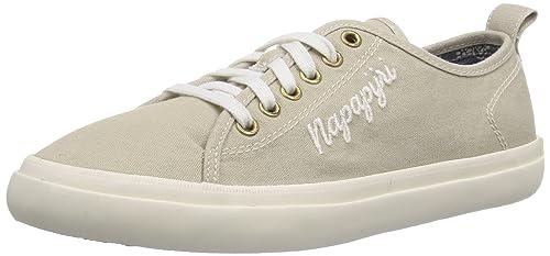 Napapijri Sneaker Schnürschuh Damen Schuhe weiß Sporty