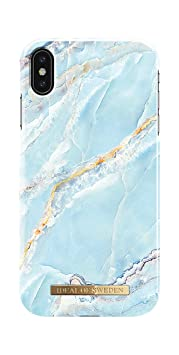 iDeal of Sweden Handyhülle für iPhone XS & X (Island Paradise Marble)