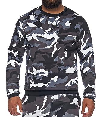 149b46381179 Finchman Herren Trainingsanzug Jogginghose Sweatshirt Cargo FMRS FSWP T  FJSP T Sport Pullover  Amazon.de  Bekleidung