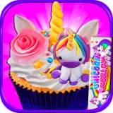 Unicorn Dessert Food Maker - Rainbow Cooking Games Kids FREE
