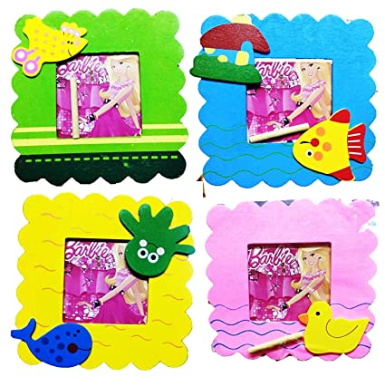 Loggas Animal Photo Frame As Birthday Party Return Gifts For Kids With Free Gift Wrape Sheet