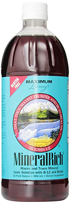 Maximum Living: Mineralrich, 32 oz