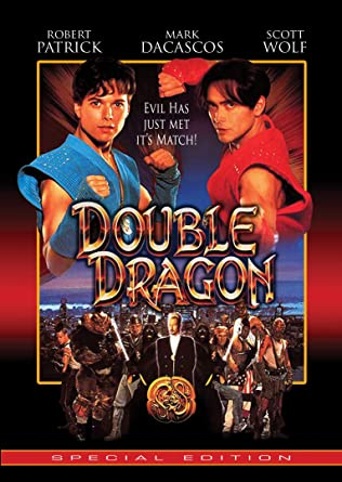 Amazon Com Double Dragon Robert Patrick Scott Wolf Mark Dacascos Julia Nickson Alyssa Milano James Yukich Movies Tv