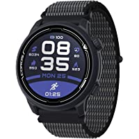 Coros PACE 2 Premium GPS Sport Watch with Nylon or Silicone Band, Heart Rate Monitor, 30h Full GPS Battery, Barometer…