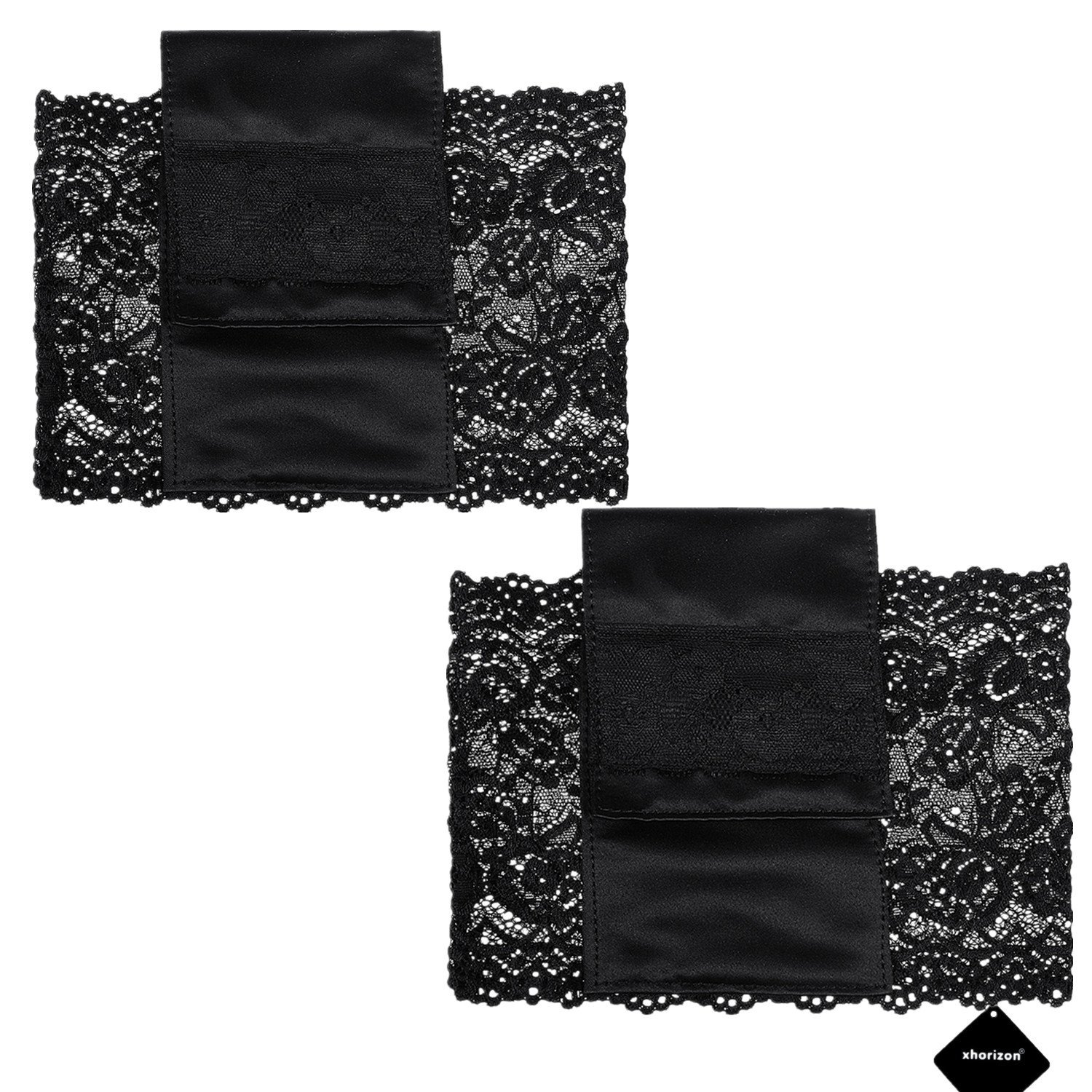 xhorizon TM SR1 Women Elastic Garter Purse