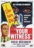Your Witness [DVD]