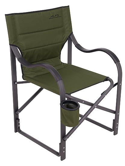 Pleasant Amazon Com Alps Mountaineering Camp Chair Green Sports Machost Co Dining Chair Design Ideas Machostcouk