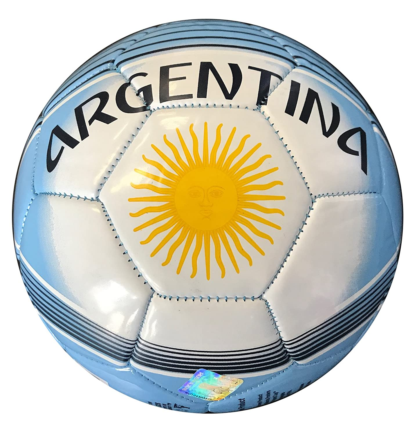 Icon Sports World Cup 2018 Argentina - Balón de fútbol: Amazon.es ...