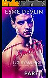 Tormented Part 2: A Dark High School Bully Romance (Elginvale High)
