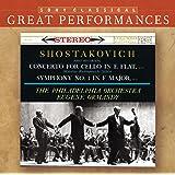 Shostakovich: Concerto for Cello / Symphony No. 1