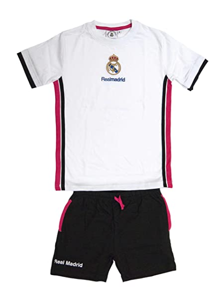 Madness Pijama Real Madrid Blanco 12 años (152 cm)