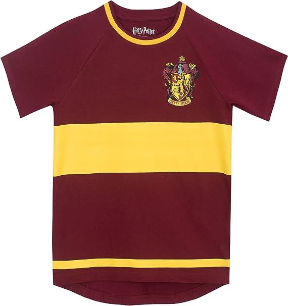 HARRY POTTER - Camiseta para niño - Gryffindor - 5 a 6 Años ...
