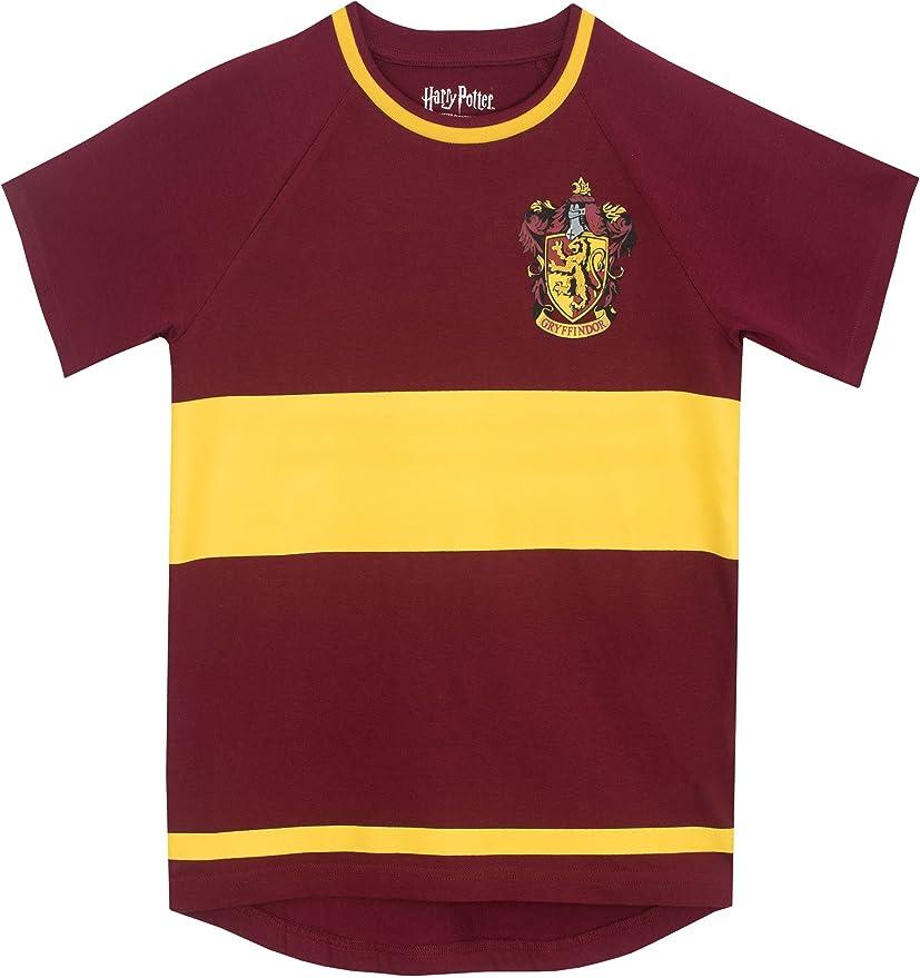 HARRY POTTER - Camiseta para niño - Gryffindor: Amazon.es: Ropa y accesorios