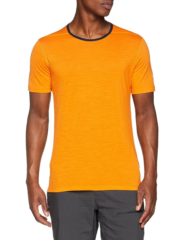 Icebreaker Herren Zeal Ss Crewe T-Shirt