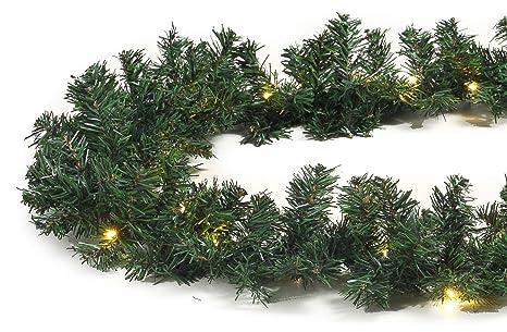 fcc2bc6a4acb2 Guirlande lumineuse Noël imitation sapin 8