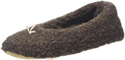 Woolsies Chaussures Marron Pour Les Femmes EswbET4