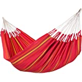 LA SIESTA - Hamac Duo Currambera Rouge CHERRY 350x160