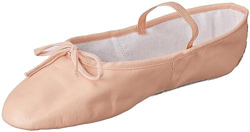 proporcionar una gran selección de gran calidad amplia gama Miguelito Ballet Balerinas en Piel para Mujer, Color Rosa