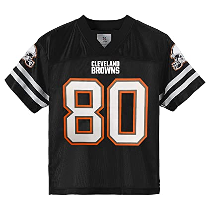 buy popular a479b 03a7c Amazon.com : Outerstuff Jarvis Landry Cleveland Browns #80 ...