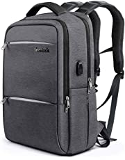 65c6fc55f5c  High-Grade Materials  Inateck 15.6 Inch Laptop Business Backpack Waterproof  College Rucksack USB