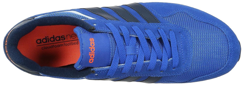 cheap for discount 7a8dc 52e02 Adidas NEO10k - Scarpe da Ginnastica Basse Uomo, Blu (Blau (BlueCollegiate  NavySolar Orange)), 41 13 EU Amazon.it Scarpe e borse