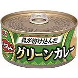 いなば 深煮込みグリーンカレー 165g ×24個