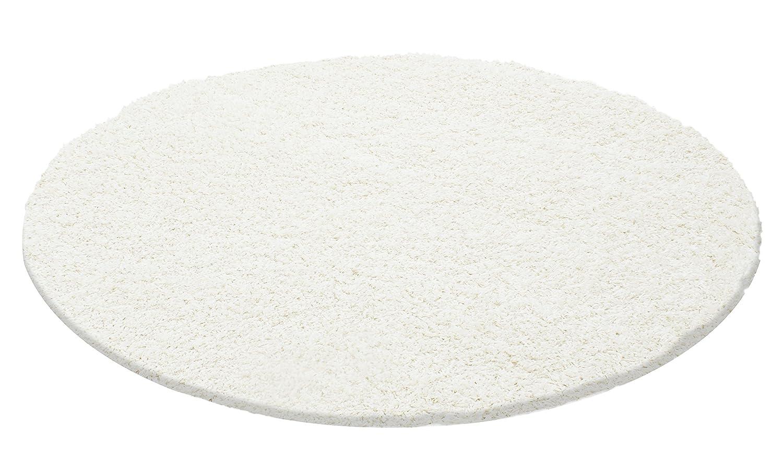Hochflor Shaggy Teppich für Wohnzimmer Wohnzimmer Wohnzimmer Langflor Pflegeleicht Schadsstof geprüft 3 cm Florhöhe Oeko Tex Standarts Teppich, Maße 160x230 cm, Farbe Creme B01HQCTX7U Teppiche 99883d