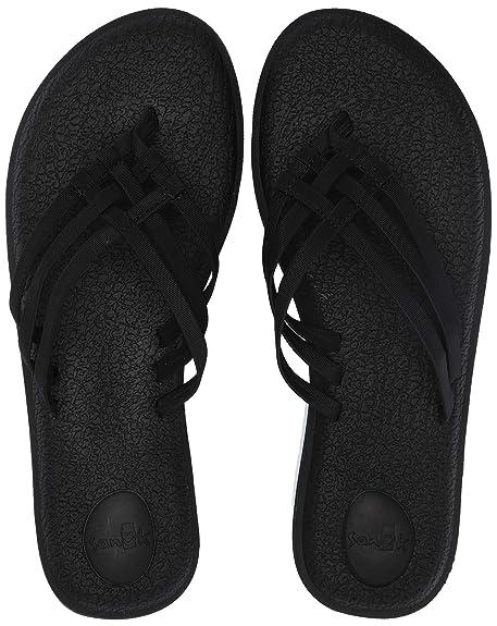 Amazon.com: Sanuk Womens Yoga Salty Sandalia Calzado: Sanuk ...