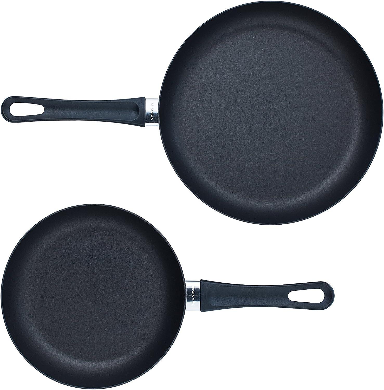 Scanpan Classic Fry Pan. Pots & Pans Cookware Sets Healthiest Cookware.