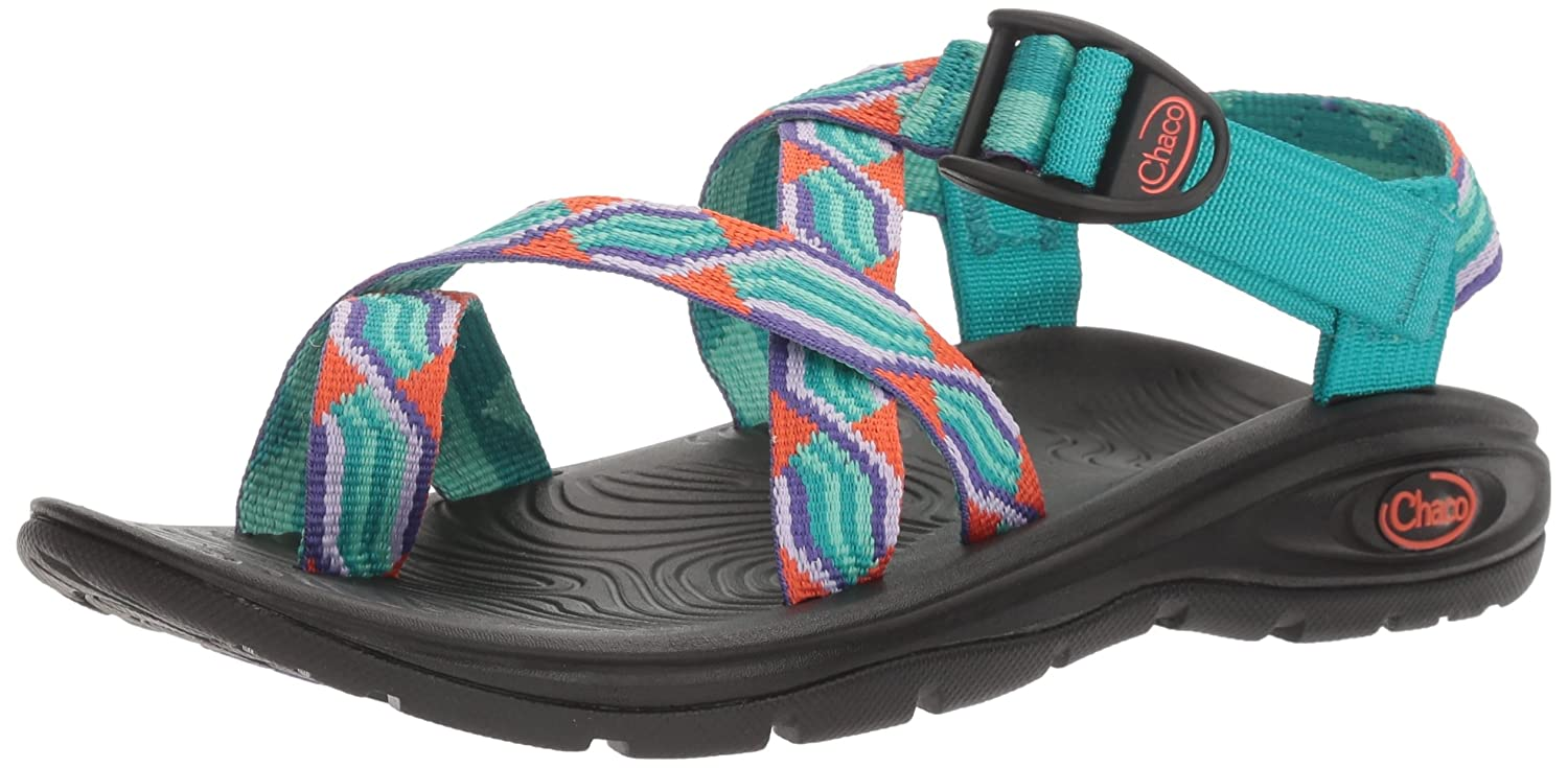 Chaco Women's Zvolv 2 Athletic Sandal B01H4XBHXO 5 B(M) US|Candy Mint