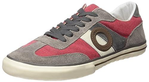 Aro 3331, Zapatillas Mujer, Rojo (Red), 36 EU: Amazon.es: Zapatos y complementos
