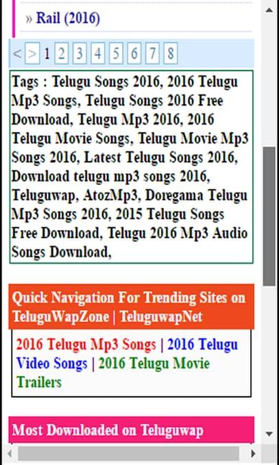 all telugu mp3 songs free download websites