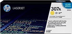 HP 307A | CE742A | Toner Cartridge | Yellow