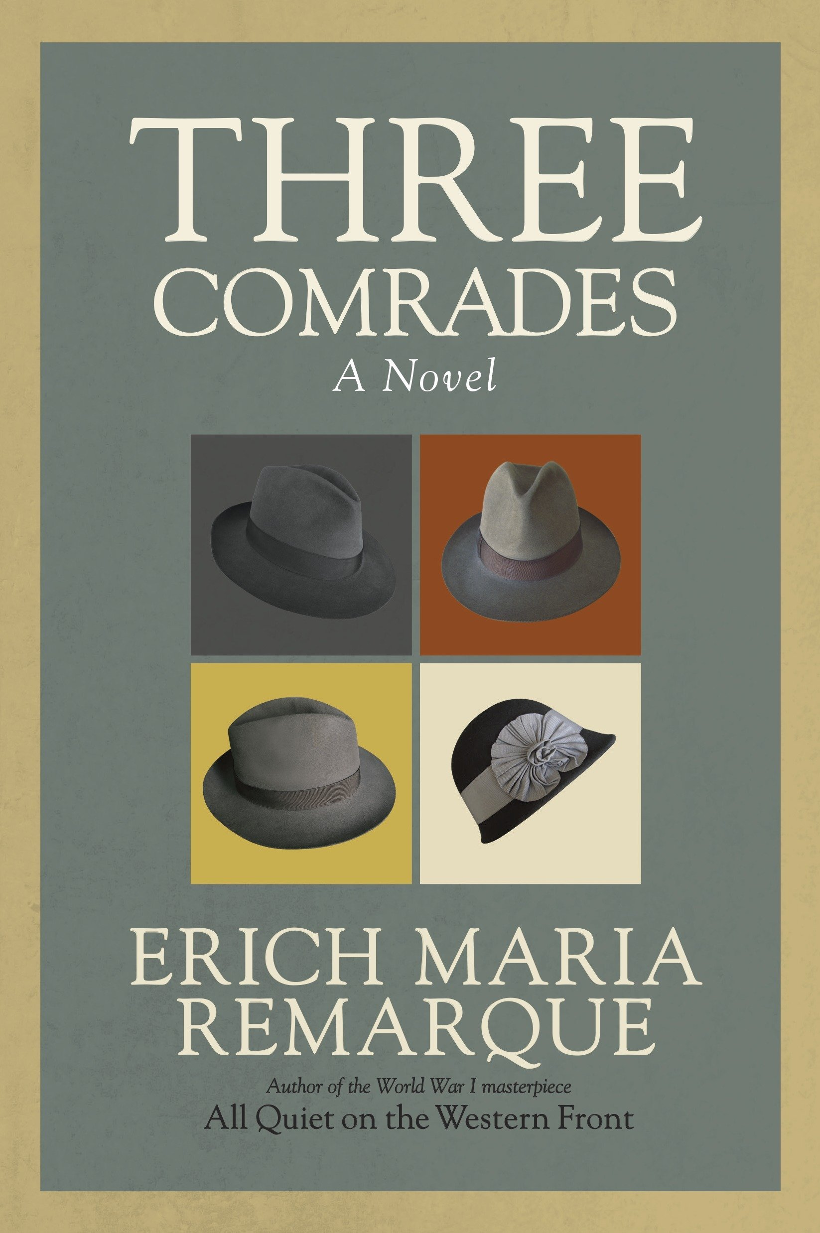 remarque three comrades