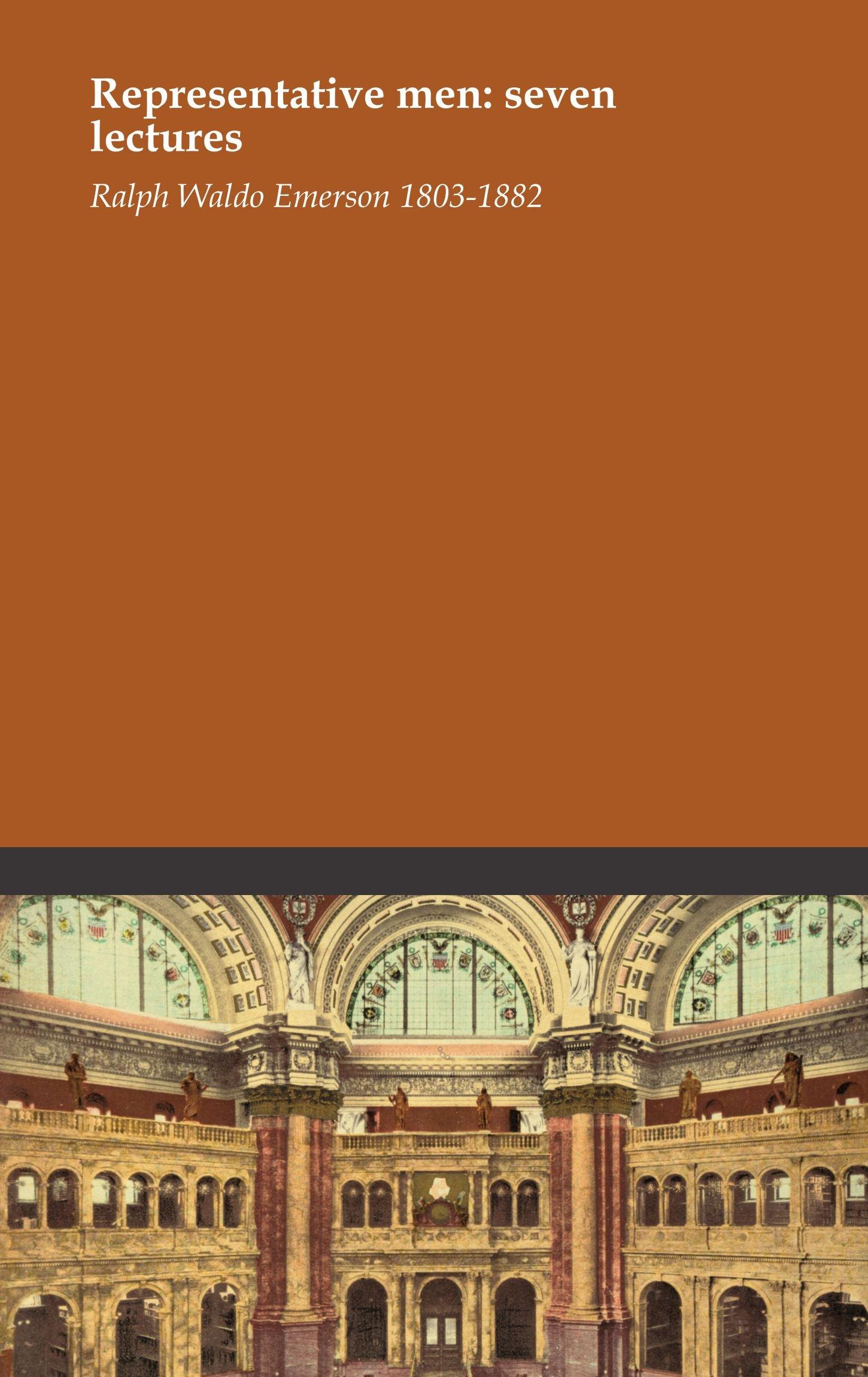 Download Representative men: seven lectures pdf epub