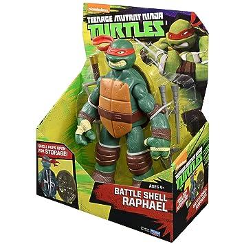 Turtles - Figura de Las Tortugas Ninja (30 cm), diseño de Raphael [Importado]