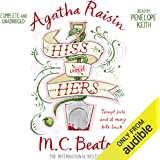 Agatha Raisin: Hiss and Hers: Agatha Raisin, Book 23