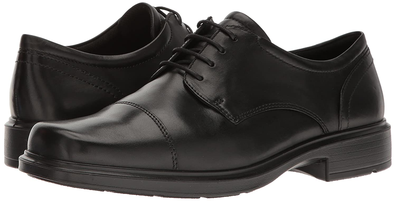 123b00e436 ECCO Men's, Helsinki Lace Up Cap Toe Dress Shoes