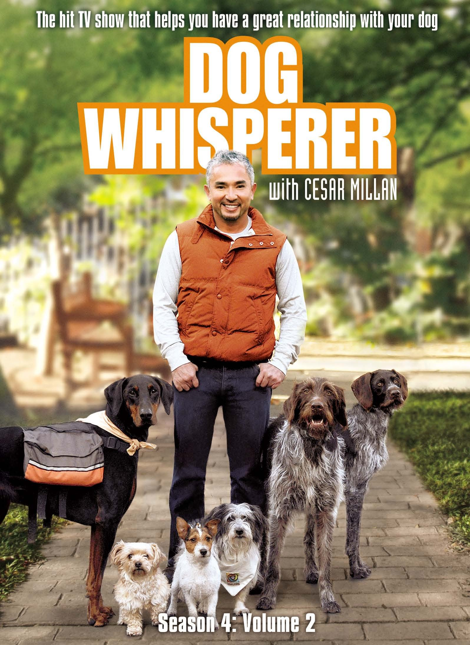 Dog Whisperer With Cesar Millan: Season 4 V.2 by Gaiam