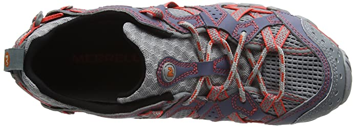 Amazon.com | Merrell Waterpro Maipo Women Multisport Outdoor Shoes, Multicolour (Folkstone), 5 UK (38 EU) | Hiking Boots