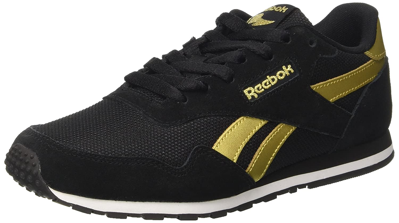 Reebok Bd5607, Zapatillas de Trail Running Para Mujer 39 EU|Negro (Black / Gold Met / White)