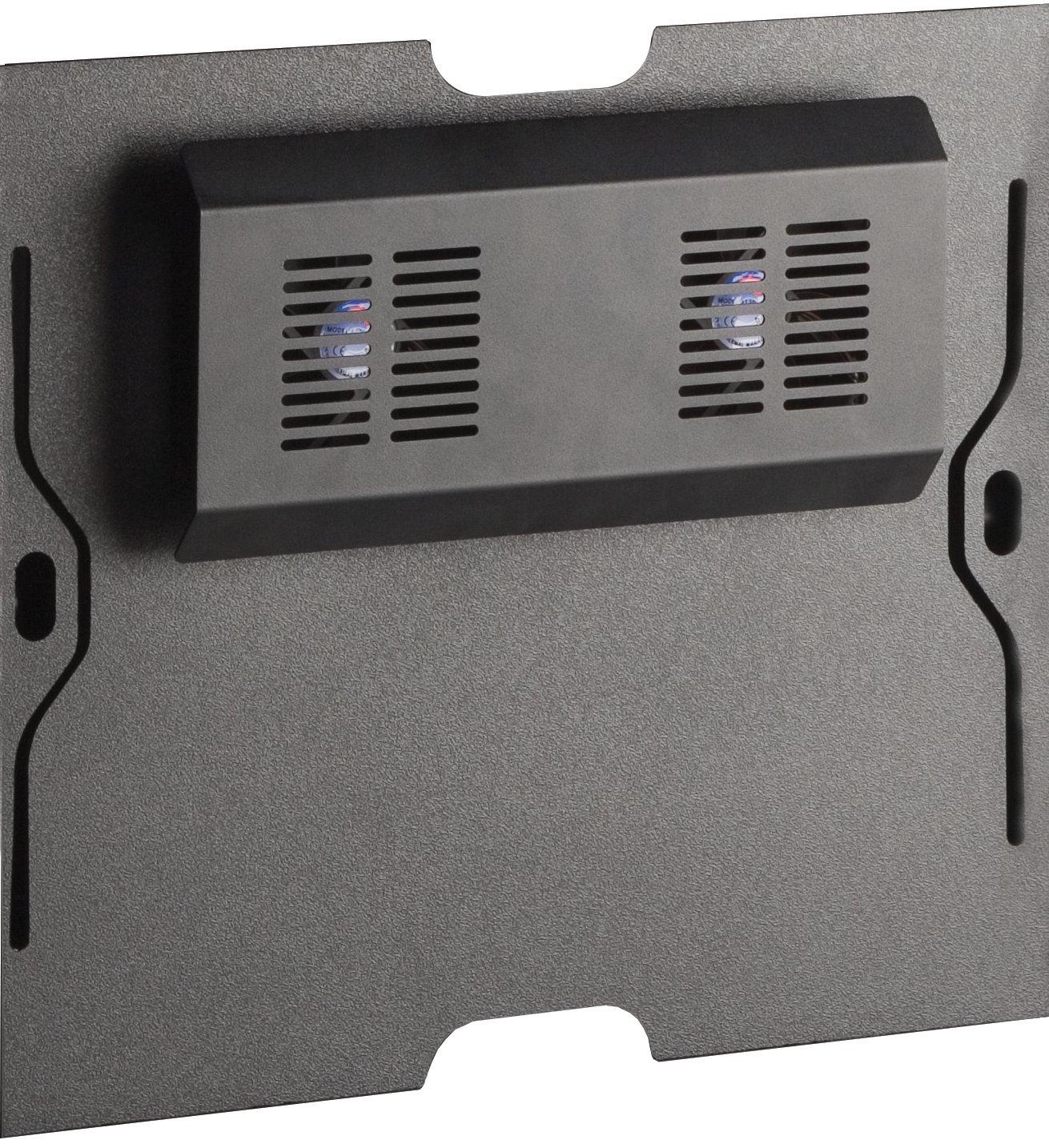 Salamander Chameleon Active Cooling Rear Panel for 20-Inch-Tall Cabinets by Salamander Designs (Image #1)